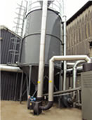 Automated Woodwaste Heater Unit